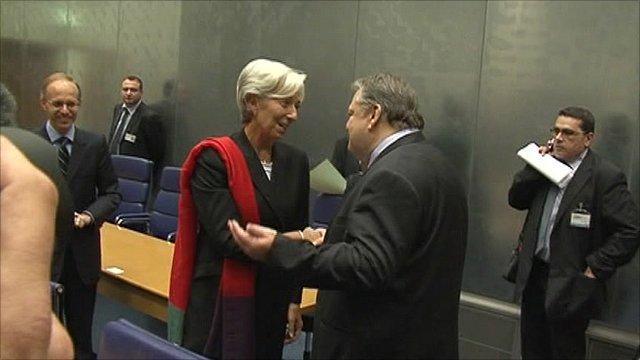 Eurozone talks
