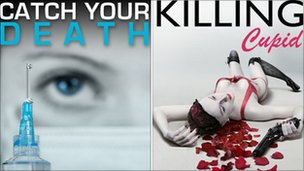 Catch Your Death and Killing Cupid, by Louise Voss and Mark Edwards