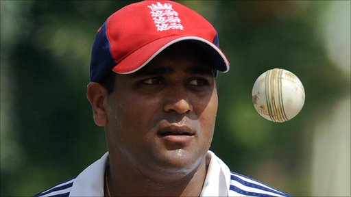 Samit Patel played 11 one-day internationals in 2008 under Kevin Pietersen's captaincy