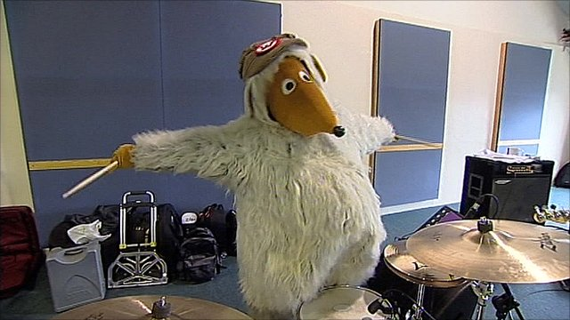 One of the Wombles