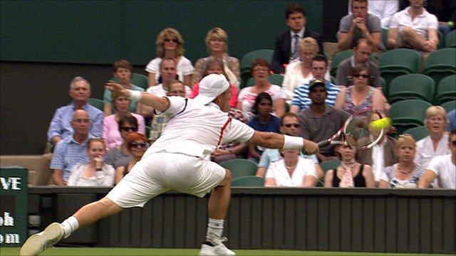 Former Wimbledon champion Lleyton Hewitt
