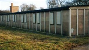Hut Nine - Picture courtesy of Island Farm Prisoner of War Camp website