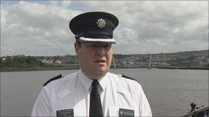 Chief Superintendent Stephen Martin