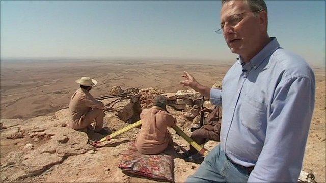 Mark Doyle on the Western Mountains