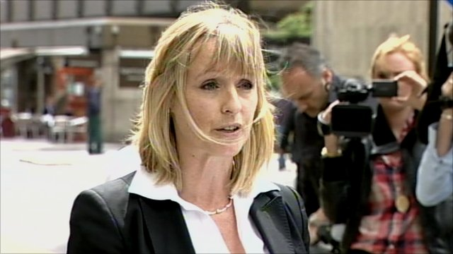 Detective Chief Inspector Maria Woodall