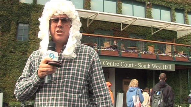 Judge Jeff's rulings on Wimbledon Day 4
