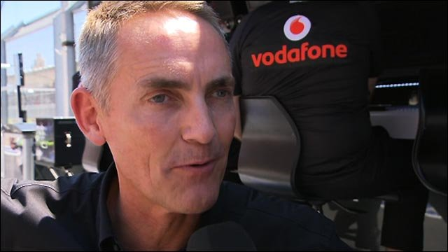 McLaren have the race pace - Whitmarsh