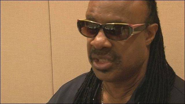 Special Olympics are vital - Stevie Wonder