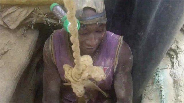 Niger miner