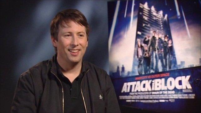Director Joe Cornish