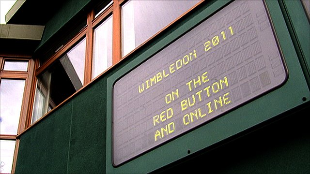 Sights and Sounds of Wimbledon 2011