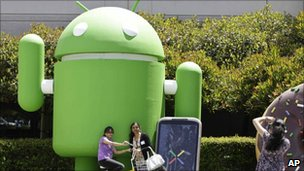 Giant Android, AP