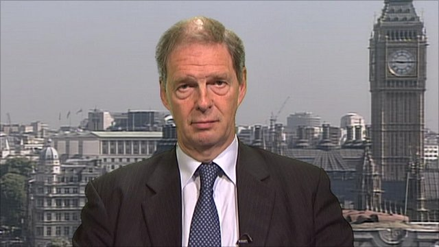 James Arbuthnot, chairman of the Defence Select Committee