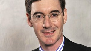 Jacob Rees-Mogg North East Somerset MP Conservative