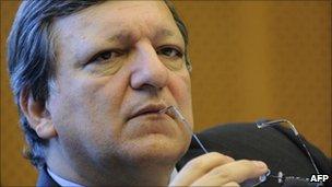 European Commission President Manuel Barroso