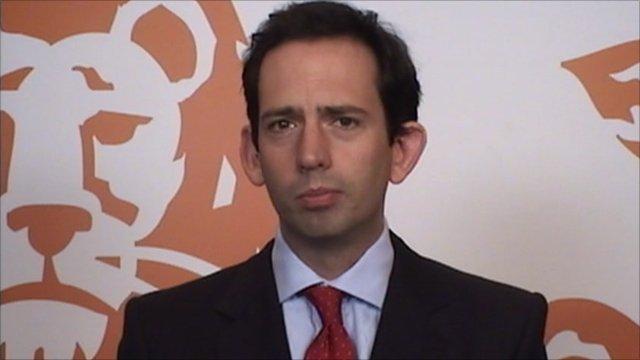 James Knightley, senior economist at ING Financial Markets