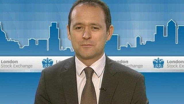 Philip Shaw, Investec