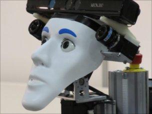 Cosero robot, BBC
