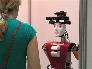 Dynamaid robot, BBC
