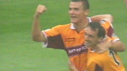 SPL Classic - Hibernian 2-2 Motherwell