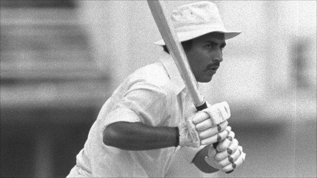 Sunil Gavaskar in 1979