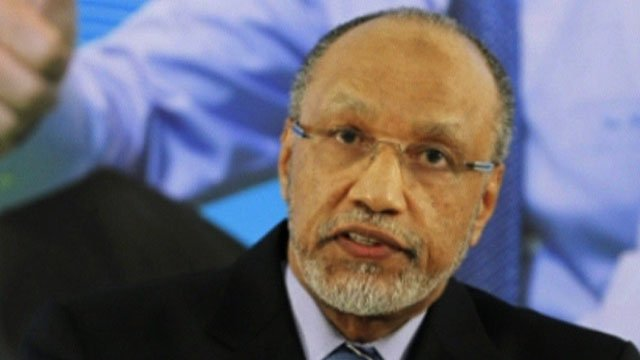 Former Fifa presidential candidate Mohamed Bin Hammam
