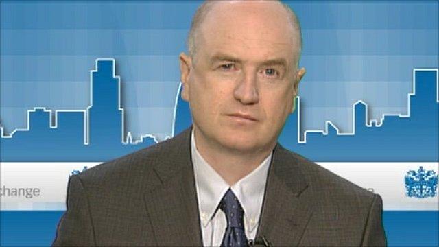 Ryanair deputy chief executive Howard Millar