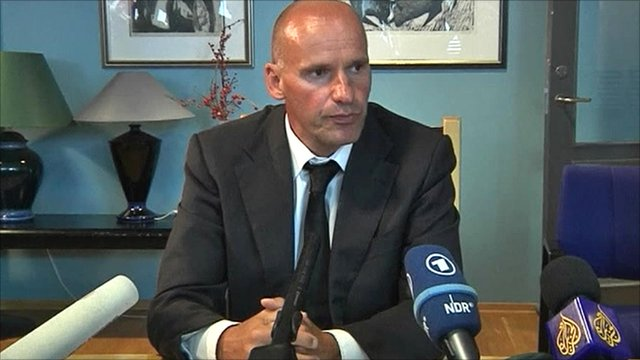 Geir Lippestad, lawyer for Anders Behring Breivik