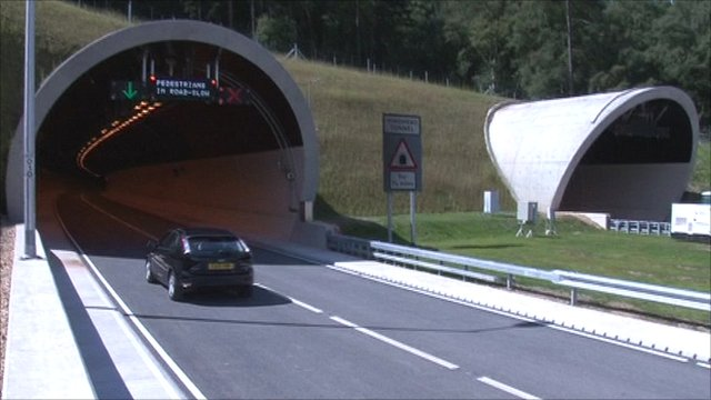 The Hindhead Tunnels