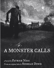 A Monster Calls book jacket