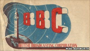 Part of the BBC's London Calling poster