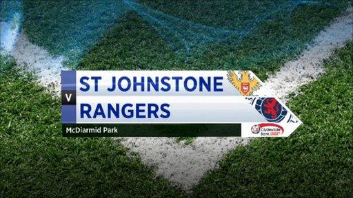 Highlights - St Johnstone 0-2 Rangers