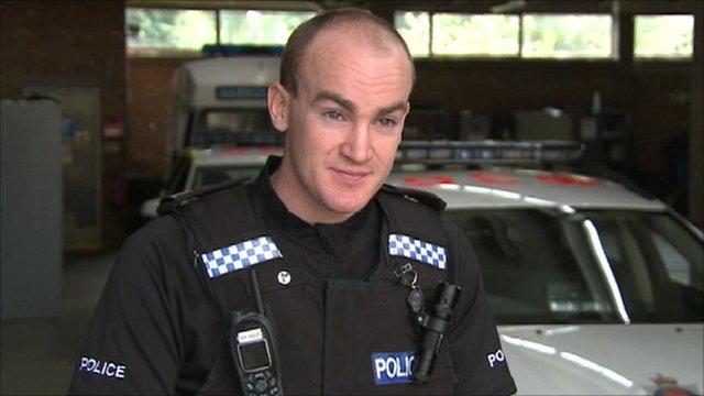 PC Dan Pascoe