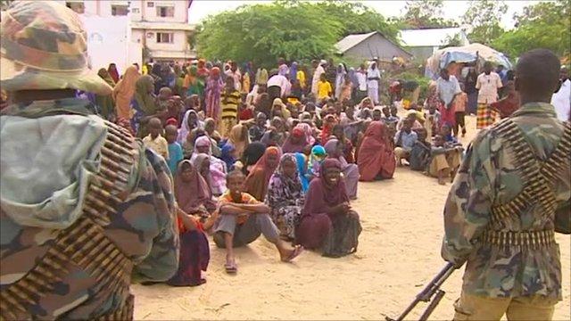 Security in Somalia