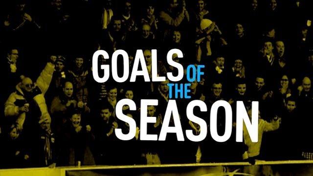 Goals of the Season