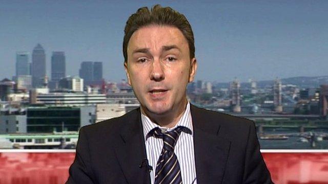Neil Durkin, Amnesty International