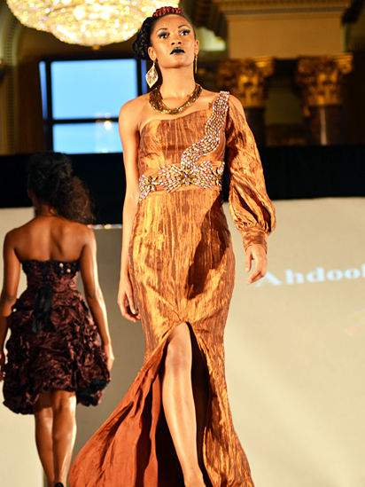 Bbc News In Pictures Africa Fashion Week London