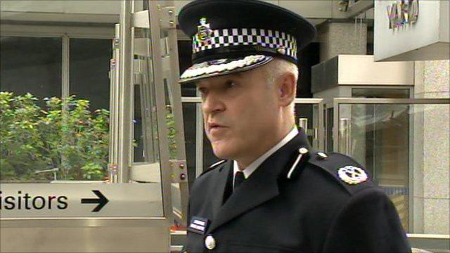Commander Adrian Hanstock