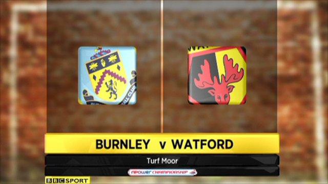 Burnley 2-2 Watford