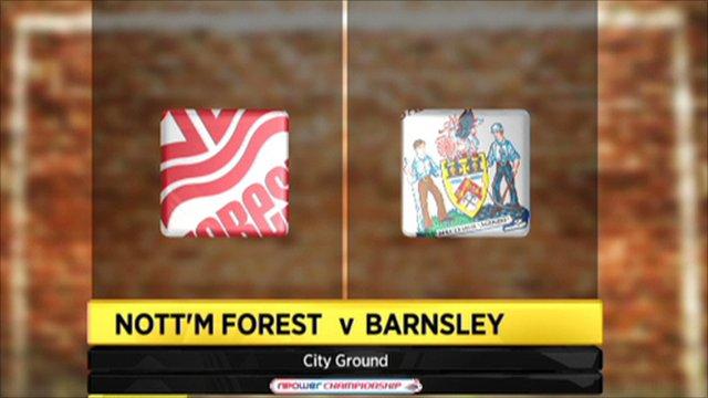 Nottingham Forest 0-0 Barnsley