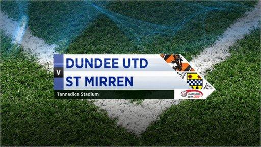 Highlights - Dundee Utd 1-1 St Mirren
