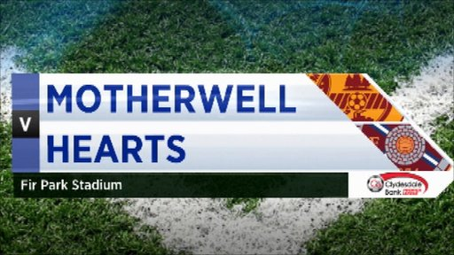 Highlights - Motherwell 1-0 Hearts