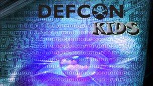 Defconkids logo, Defcon