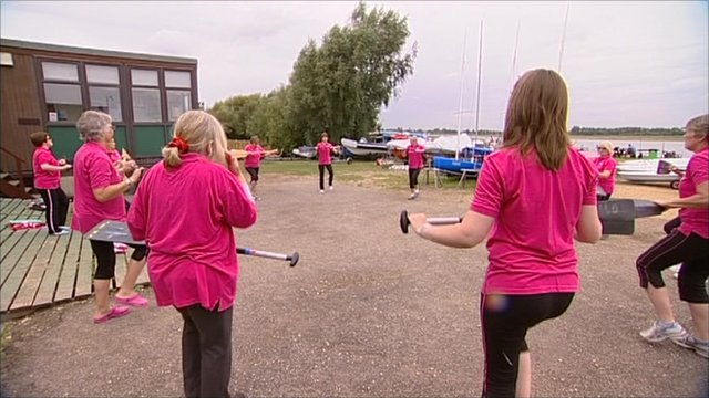 Cancer patients advised to exercise during treatment