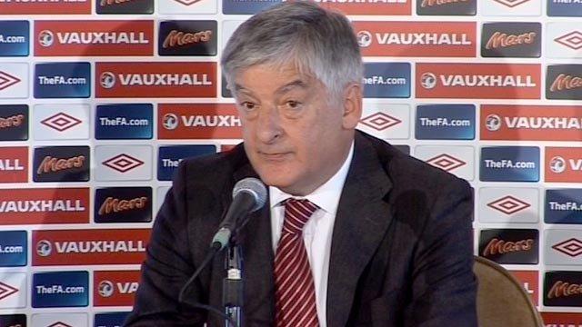 David Bernstein, FA Chairman