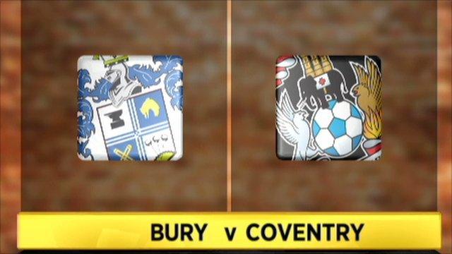 Bury 3-1 Coventry