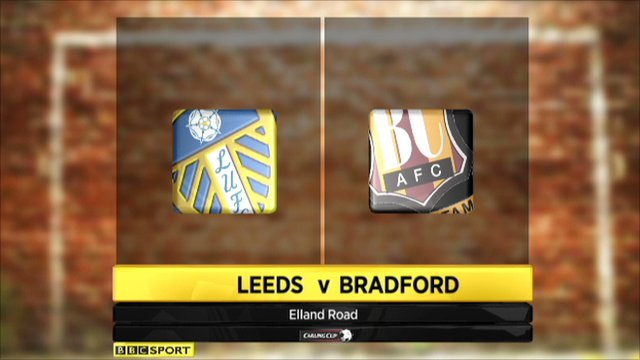 Leeds 3-2 Bradford