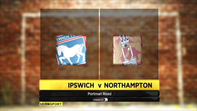 Ipswich 1-2 Northampton