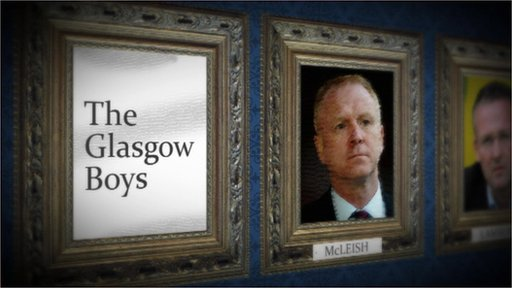 Seven Scots from Glasgow manage in the English Premier Leauge