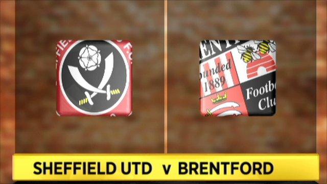 Sheffield United 2-0 Brentford